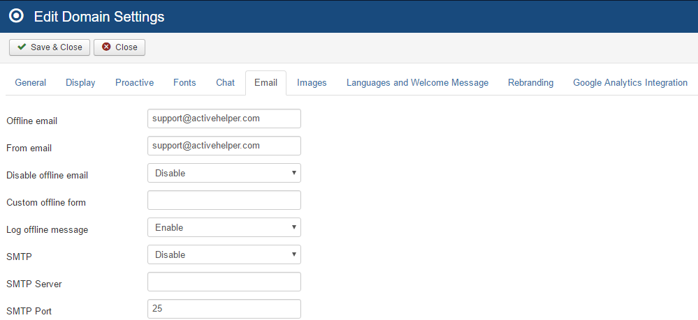 how to install live chat in joomla