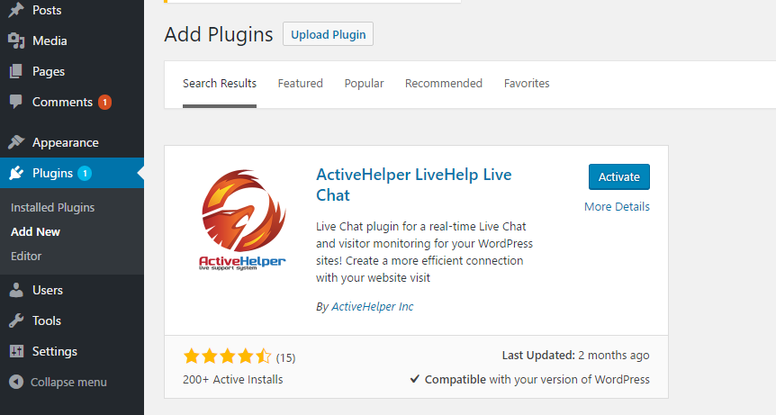 Live Chat Plugin | Best Wordpress Live Chat Software