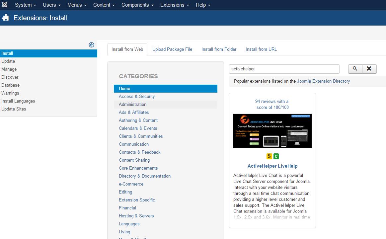 Joomla Live Chat Software| Best Joomla LiveChat Component