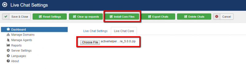 How to Install ActiveHelper Live Chat Component ver 5 0 JED - Kunena